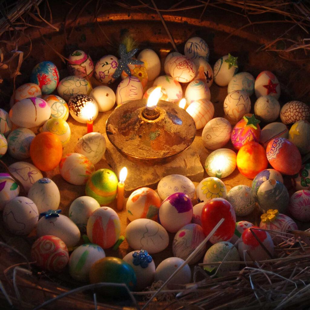 Chalice spring celebration
