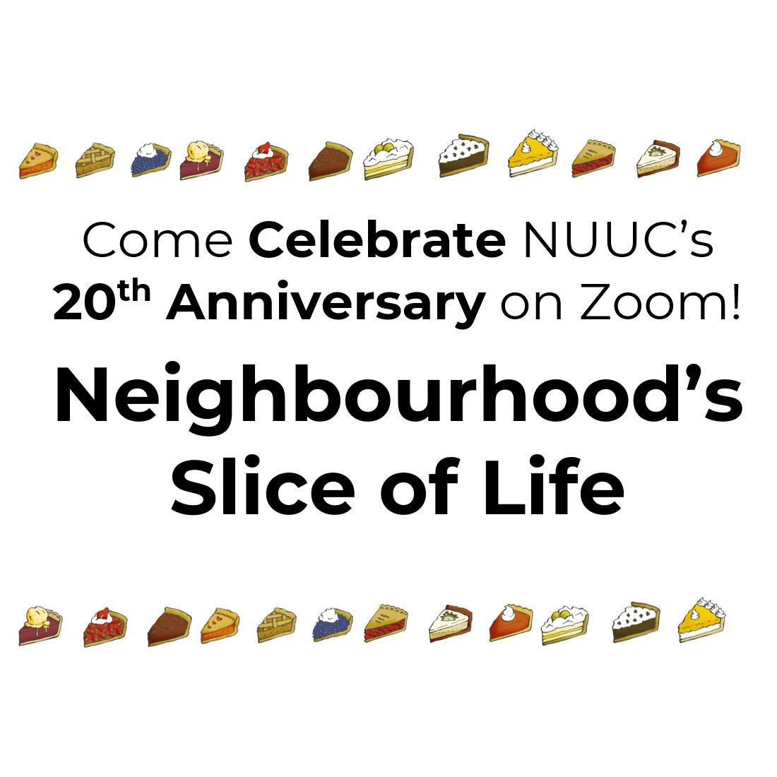 Neighbourhood's Slice of Life